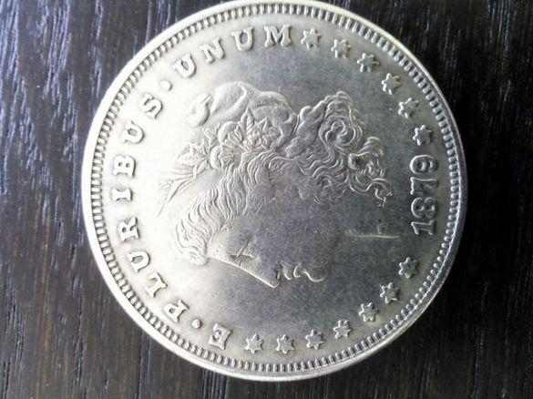 dollar 1879