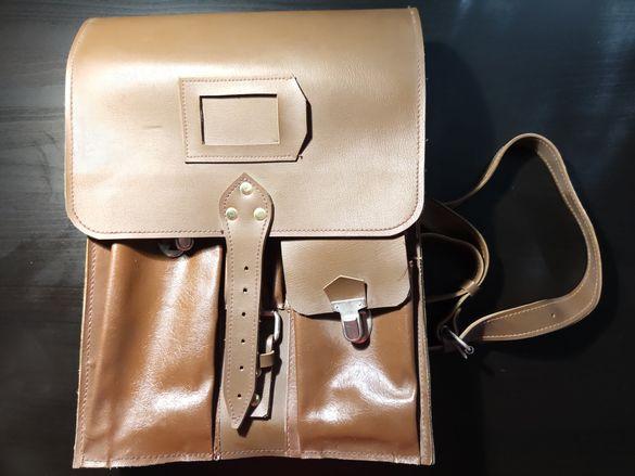 Оригинална Ретро еко-кожена чанта (1967–СОЦ)