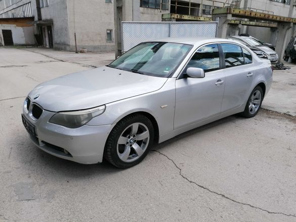 Бмв  Е60 / BMW E60 - на части