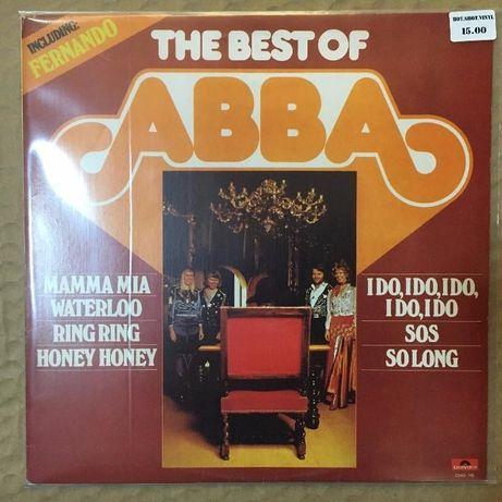 Грамофонни плочи на ABBA