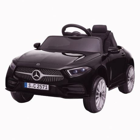 Masinuta electrica Kinderauto Mercedes CLS350 50W 12V PREMIUM #Negru