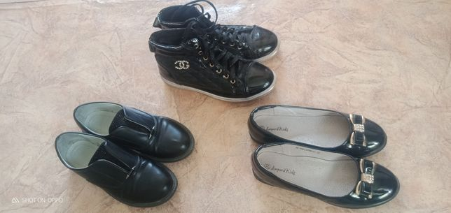 Продам обувь в школу