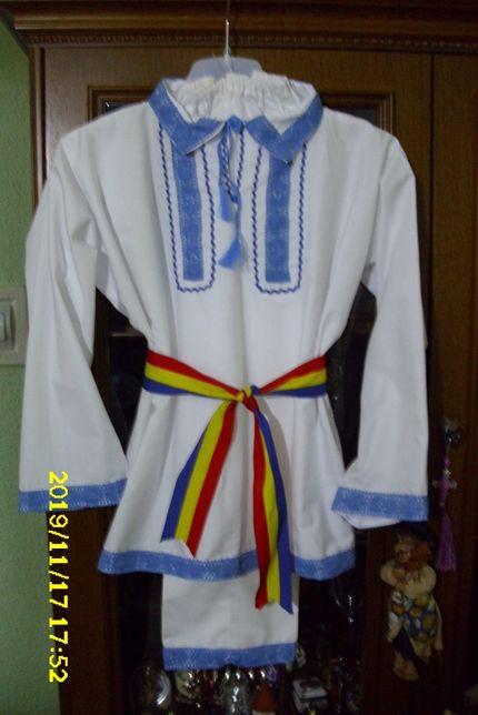 costum popular baiat