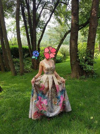 Уникална официална рокля
