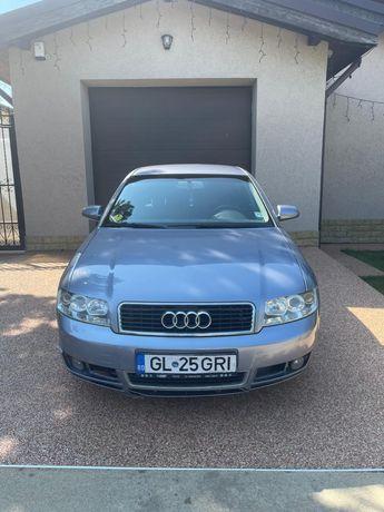 Audi A4 1.9 TDI, Multitronic, E3