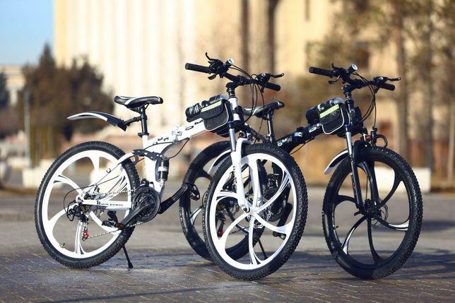 Складные титановые велосипеды новые