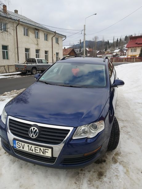 VW Passat 2.0 tdi cbab