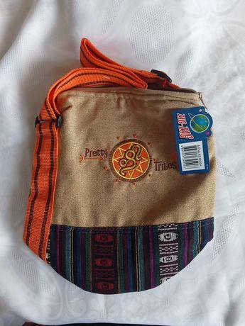 Торбичка от плат