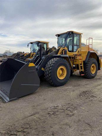 Dezmembrari buldoexcavator, excavator, incarcator frontal Volvo