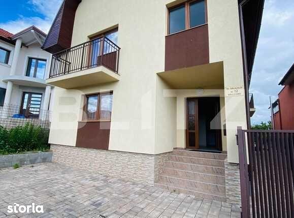 Casa, 3 camere, 90 mp, parcare, zona Corneliu Coposu