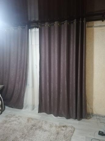 Продам шторы для зала