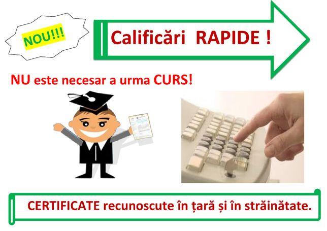 Curs RAPID calificare Galati Sibiu Buzau Timis Iasi Mures Cluj Alba