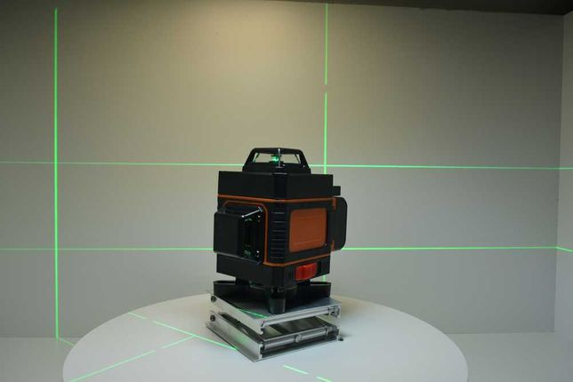 Oferta  Nivela raza verde 4D profesionala 16 linii autonivelare