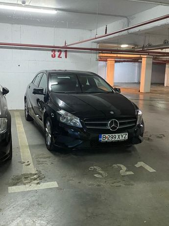 Mercedes benz a180 cdi, negru