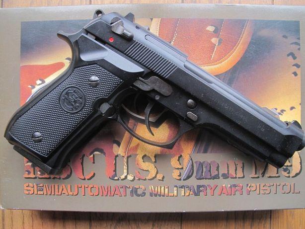 PUTERE EXTREMA-Pistol Airsoft CyberGun PRECIZIE F.Puternic Co2 4.1J 6m