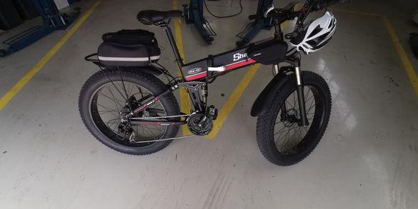 Продавам електрическо колело