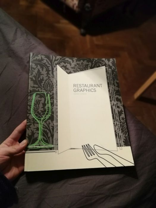 Carte - Restaurant Graphics by GRANT GIBSON