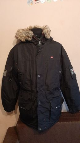 Geaca parka Geographical Norway marimea L