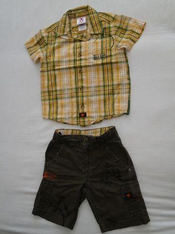 Ризка и панталонки за 4 годишно момче