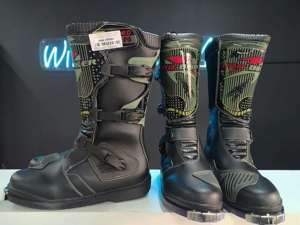 Новые, Мотоботы-Мотосапоги-Мото обувь! Кроссовая/Эндуро модель!