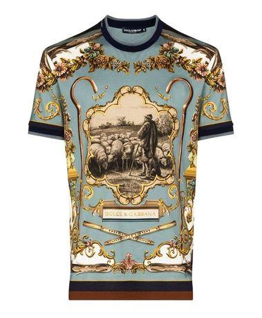 Tricou Dolce&Gabbana