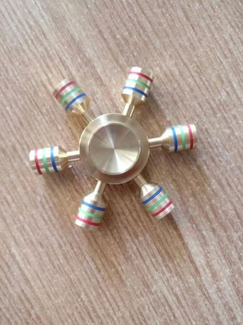 Fidget Spinner ORIGINAL iSpin - Calitate Superioara 3 - 5 minute