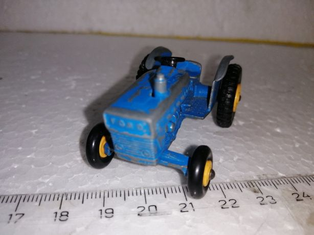 Matchbox 39c Ford Tractor