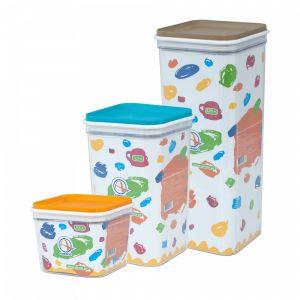 Кутия за насипни продукти 0,6, 1,3 и 2,25 литра