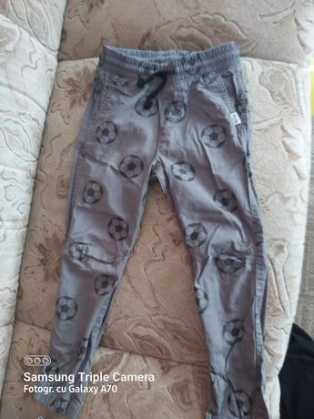 Pantaloni H&M marimea 116