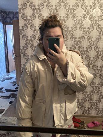 Новая зимняя куртка!
