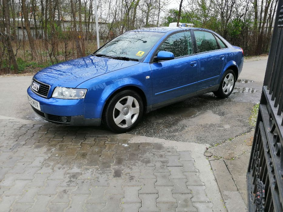 Dezmembrez Audi A4 B6 2.0i cod ALT 2001 - 2004