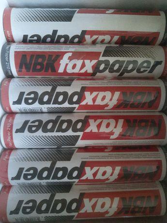Продам бумагу для факса