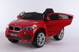 Masinuta electrica pentru copii BMW X6 M | Varianta MARE