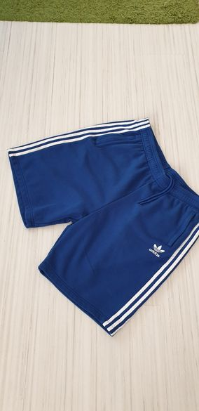Adidas Originals 3 Stripe Shorts Cotton Mens Size 36 - XL ОРИГИНАЛ! М