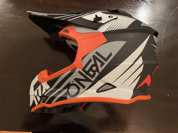 Casca motocross ONEAL, marimea S adulti, similar XL copii