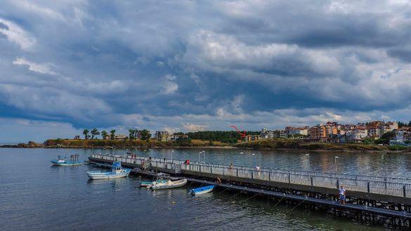 Инвестиционен имот в Ахтопол Приемам сериозни предложения за цена