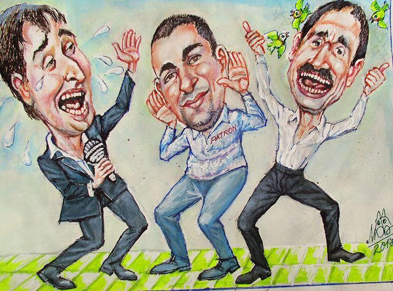 Рисувам карикатура по снимка (за цялата страна) гр. Плевен - image 1
