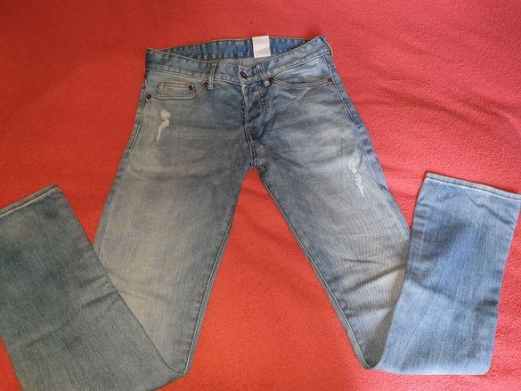Мъжки дънки h&m 28-32 н
