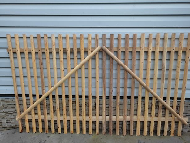 Штакетник,забор,ограждения для дома и дачи