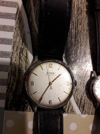 Vând 3 ceasuri vechi Doxa