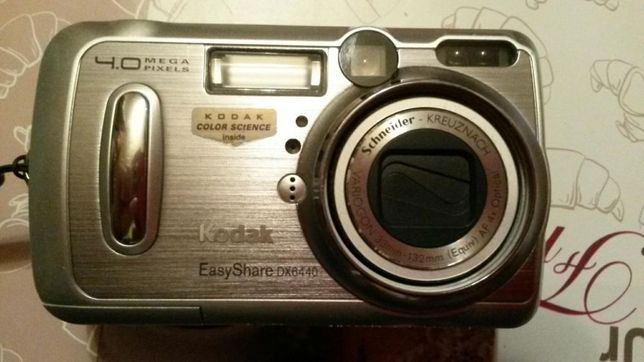 Aparat foto Kodak
