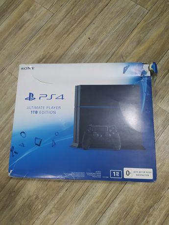 Приставка Sony Playstation 4