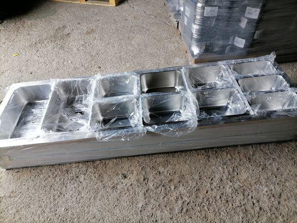 Бен-мари- топла витрина-2,3,4,5,6-1/1 гастронорм, 1 /2-12бр.