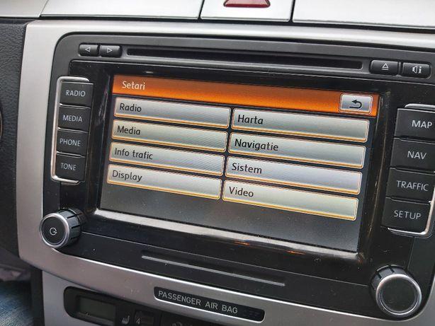 Actualizare Harti Navigatie RNS VW Skoda Seat