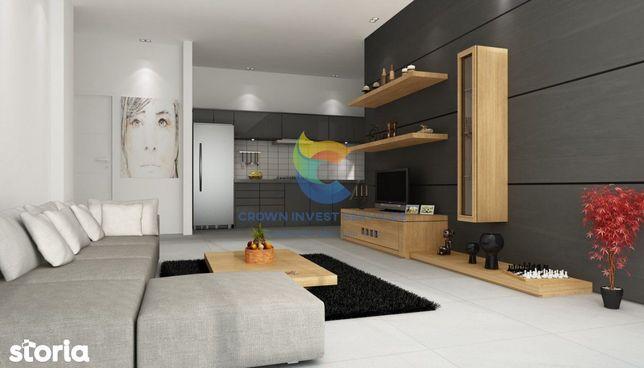 Apartament 1 camera, Copou, zona Sadoveanu, etajul 10, predare 2023
