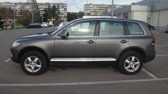 VW тоуарег туарег TDI 3.0 2007