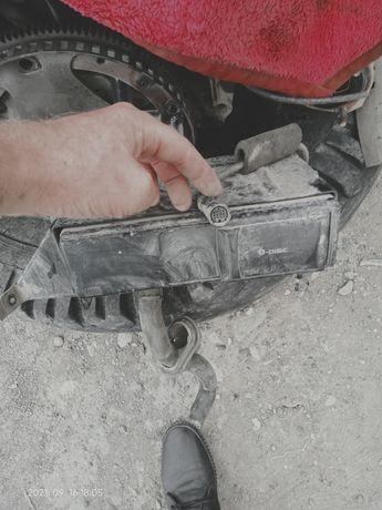 Продам двигатель в сборе Ауди а6 с5
