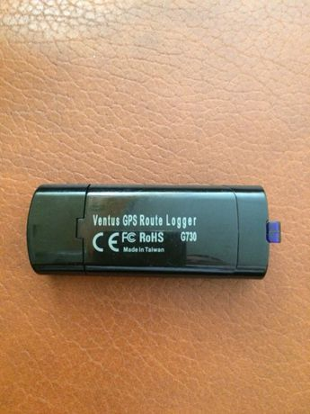Ventus GPS route logger