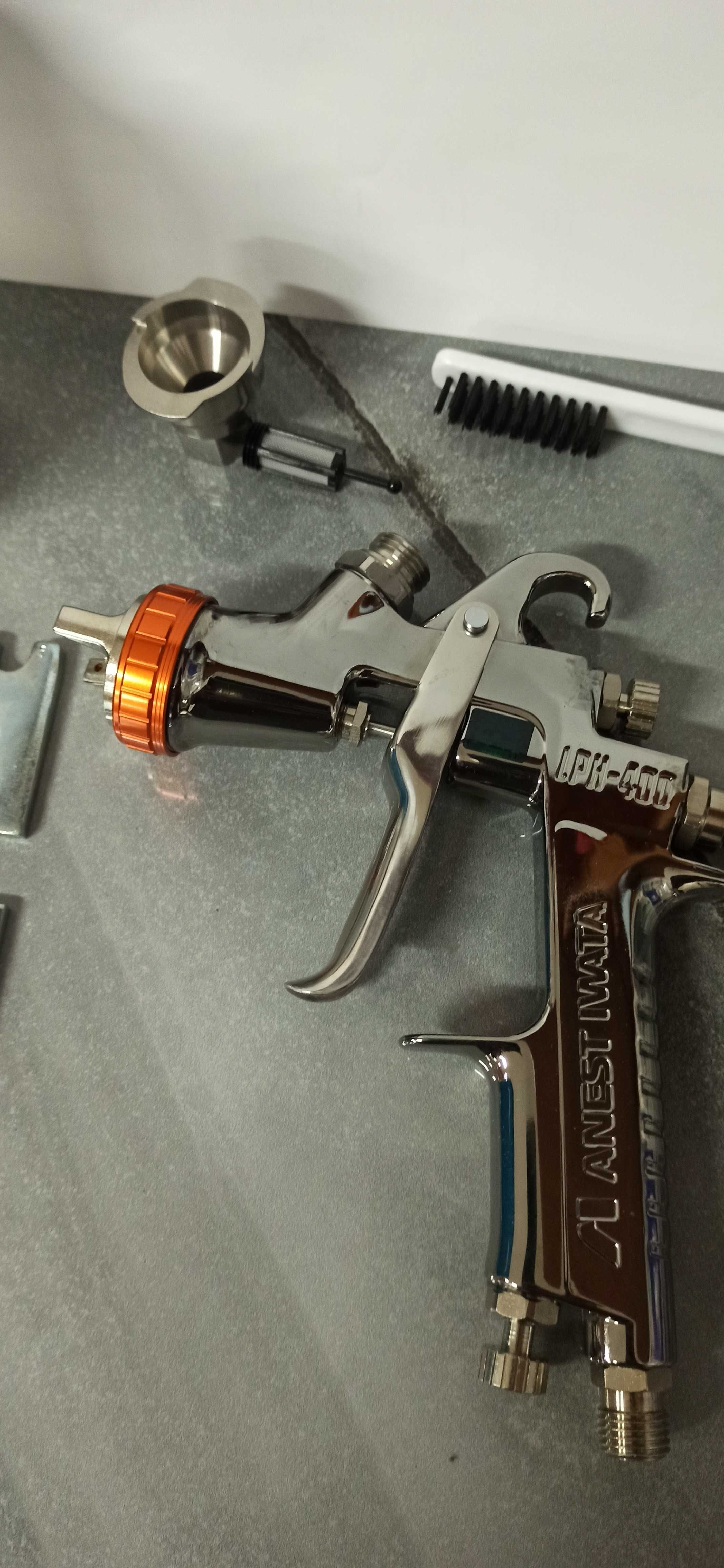 Бояджийски пистолет anest iwata lph400