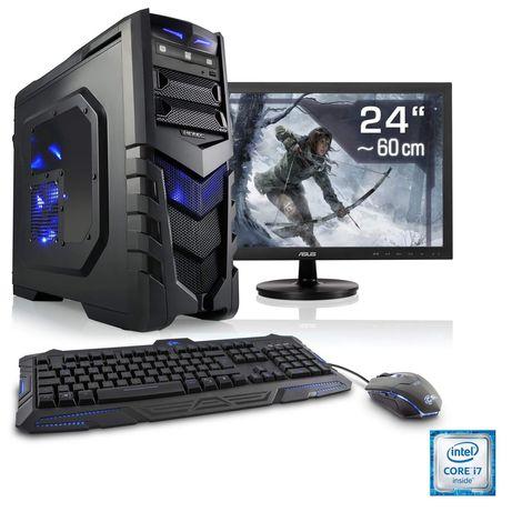 PC Gaming I7 6700k 3400Ghz